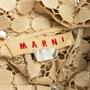 Authentic Second Hand Marni Crochet Pocket Skirt (PSS-B87-00011) - Thumbnail 2