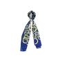 Authentic Second Hand Bulgari Circular Logo Link Shawl (PSS-B28-00034) - Thumbnail 0