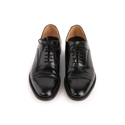 Authentic Second Hand Church's Calf Leather Oxford Loafers (PSS-B77-00021)