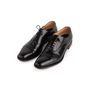 Authentic Second Hand Church's Calf Leather Oxford Loafers (PSS-B77-00021) - Thumbnail 3
