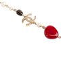 Authentic Second Hand Chanel Cruise 2014 Bead and Faux Pearl Necklace (PSS-145-00468) - Thumbnail 1