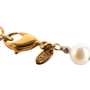 Authentic Second Hand Chanel Fall 2011 Ornate Bead and Pearl Necklace (PSS-145-00469) - Thumbnail 4
