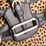 Authentic Second Hand Jimmy Choo Animal Print Calf Hair Shoulder Bag (PSS-145-00476) - Thumbnail 6