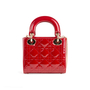 Authentic Second Hand Christian Dior Mini Lady Dior Bag (PSS-B78-00005) - Thumbnail 2
