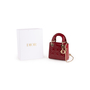 Authentic Second Hand Christian Dior Mini Lady Dior Bag (PSS-B78-00005) - Thumbnail 8