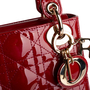 Authentic Second Hand Christian Dior Mini Lady Dior Bag (PSS-B78-00005) - Thumbnail 7