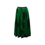 Authentic Second Hand Isabel de Pedro Abstract Floral Skirt (PSS-674-00021) - Thumbnail 0