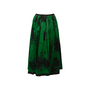 Authentic Second Hand Isabel de Pedro Abstract Floral Skirt (PSS-674-00021) - Thumbnail 1