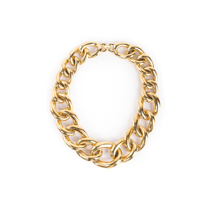 Authentic Second Hand Givenchy Chunky Chain Choker Necklace (PSS-238-00082)