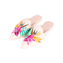 Authentic Second Hand Pretty Ballerinas Ella Embroidered Mules (PSS-238-00110) - Thumbnail 3