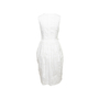 Authentic Second Hand Simone Rocha Tie Detail Broderie Anglaise Dress (PSS-249-00068) - Thumbnail 1