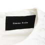 Authentic Second Hand Simone Rocha Tie Detail Broderie Anglaise Dress (PSS-249-00068) - Thumbnail 3