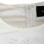 Authentic Second Hand Simone Rocha Tie Detail Broderie Anglaise Dress (PSS-249-00068) - Thumbnail 4