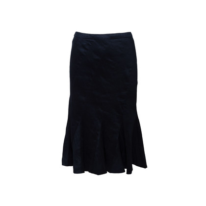 Authentic Second Hand J. Crew Flare Midi Skirt (PSS-A96-00022)