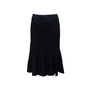 Authentic Second Hand J. Crew Flare Midi Skirt (PSS-A96-00022) - Thumbnail 0