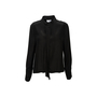 Authentic Second Hand Frame Long Sleeve Silk Top (PSS-B98-00044) - Thumbnail 0