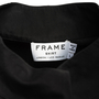 Authentic Second Hand Frame Long Sleeve Silk Top (PSS-B98-00044) - Thumbnail 2