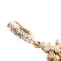 Authentic Second Hand Judith Ripka Gold Rhombus Zirconia Earrings (PSS-634-00046) - Thumbnail 5