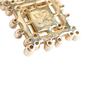 Authentic Second Hand Judith Ripka Gold Rhombus Zirconia Earrings (PSS-634-00046) - Thumbnail 6