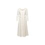 Authentic Second Hand Mara Hoffman Silvana White Dress (PSS-B80-00021) - Thumbnail 0