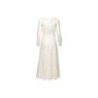 Authentic Second Hand Mara Hoffman Silvana White Dress (PSS-B80-00021) - Thumbnail 1