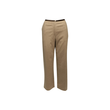 Authentic Second Hand Brioni Cashmere-Blend Tailored Pants (PSS-C10-00008)