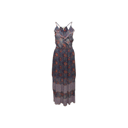 Authentic Second Hand Joie Floral Maxi Dress (PSS-A64-00100)