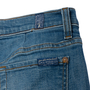 Authentic Second Hand 7 for all Mankind Edie High Waisted Jeans (PSS-A64-00107) - Thumbnail 2