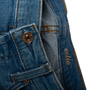 Authentic Second Hand 7 for all Mankind Edie High Waisted Jeans (PSS-A64-00107) - Thumbnail 4