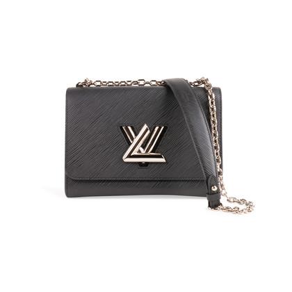 Authentic Second Hand Louis Vuitton Twist MM Epi Noir (PSS-B55-00004)