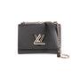 Authentic Second Hand Louis Vuitton Twist MM Epi Noir (PSS-B55-00004) - Thumbnail 0