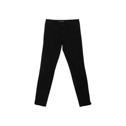 Authentic Second Hand Plein Sud Straight Cut Trousers (PSS-C17-00038)