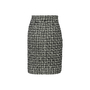 Authentic Second Hand Chanel 09P Tweed Pencil Skirt (PSS-561-00160) - Thumbnail 1