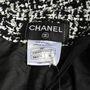 Authentic Second Hand Chanel 09P Tweed Pencil Skirt (PSS-561-00160) - Thumbnail 2