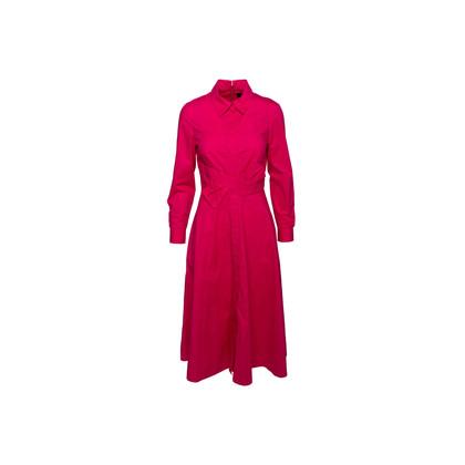 Authentic Second Hand Paule Ka Ribbon Midi Dress (PSS-418-00050)