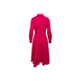 Authentic Second Hand Paule Ka Ribbon Midi Dress (PSS-418-00050) - Thumbnail 1