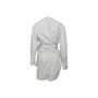 Authentic Second Hand MSGM Stripe Wrap Dress (PSS-418-00051) - Thumbnail 1