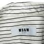 Authentic Second Hand MSGM Stripe Wrap Dress (PSS-418-00051) - Thumbnail 2