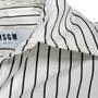 Authentic Second Hand MSGM Stripe Wrap Dress (PSS-418-00051) - Thumbnail 4