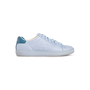 Authentic Second Hand Gucci Ace Perforated Logo Sneakers (PSS-418-00007) - Thumbnail 1