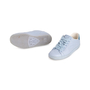 Authentic Second Hand Gucci Ace Perforated Logo Sneakers (PSS-418-00007) - Thumbnail 4