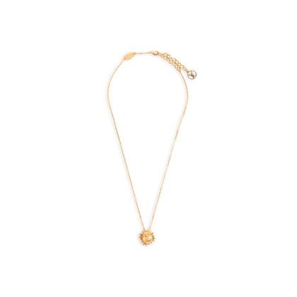 Authentic Second Hand Louis Vuitton Pendantif Plus Vendome Necklace (PSS-418-00013)