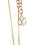 Authentic Second Hand Louis Vuitton Pendantif Plus Vendome Necklace (PSS-418-00013) - Thumbnail 4