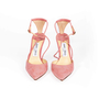 Authentic Second Hand Jimmy Choo Leta 100 Suede Pumps (PSS-418-00012) - Thumbnail 0
