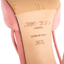 Authentic Second Hand Jimmy Choo Leta 100 Suede Pumps (PSS-418-00012) - Thumbnail 6