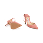 Authentic Second Hand Jimmy Choo Leta 100 Suede Pumps (PSS-418-00012) - Thumbnail 5