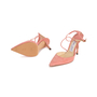 Authentic Second Hand Jimmy Choo Leta 100 Suede Pumps (PSS-418-00012) - Thumbnail 4