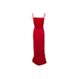 Authentic Second Hand Reformation Red Open Back Dress (PSS-C22-00019) - Thumbnail 1