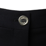 Authentic Second Hand Burberry Navy Wide Legged Pants (PSS-C22-00016) - Thumbnail 2