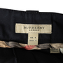 Authentic Second Hand Burberry Navy Wide Legged Pants (PSS-C22-00016) - Thumbnail 3